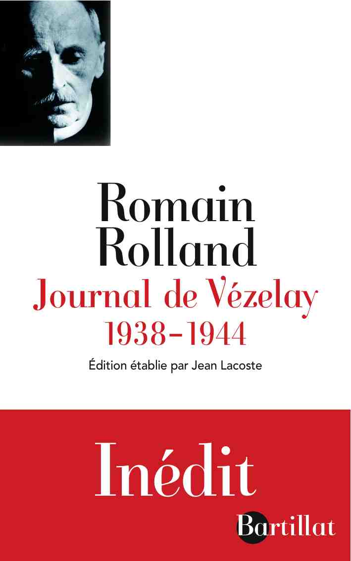Journal de Vézelay 1938-1944